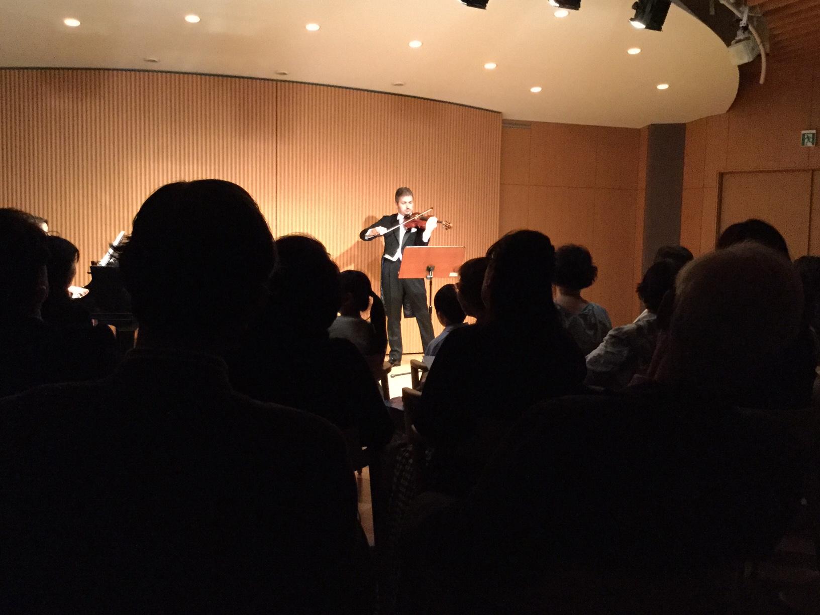 サルヴァトーレ先生コンサート