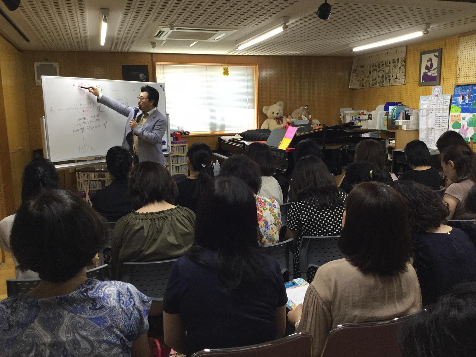 赤松先生バロック講座vol.2