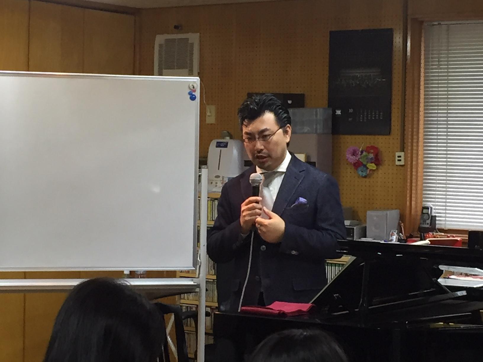 赤松先生セミナー「バッハのいろは」vol.3