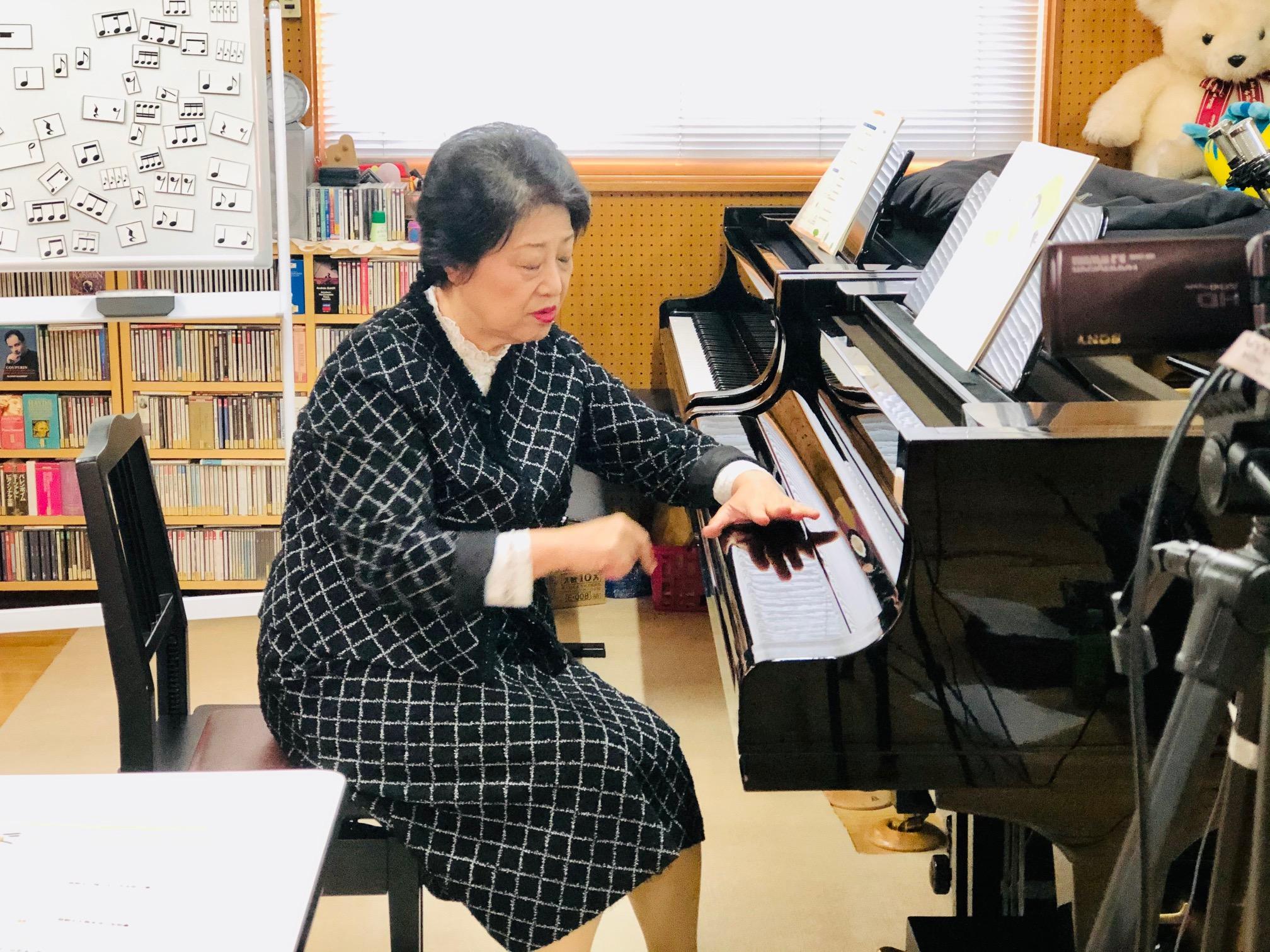 3歳から伸びる感性と知能を育てる最新ピアノ指導法