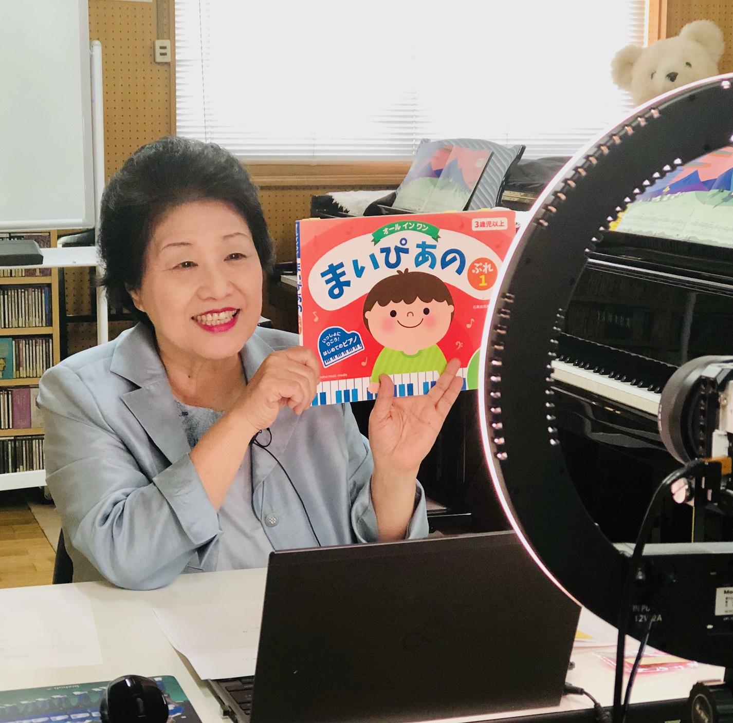 新年度、リトミック&ピアノカレッジ開始!!